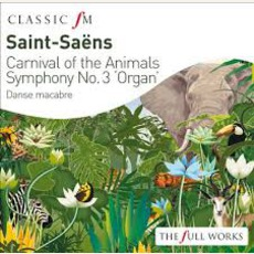 Carnival Of The Animals / Organ Symphony (Philadelphia Orchestra feat. Conductor: Eugene Ormandy) mp3 Album by Camille Saint-Saëns