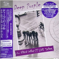The Now What! Live Tapes (Japanese Edition) mp3 Live by Deep Purple