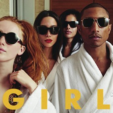 G I R L mp3 Album by Pharrell Williams