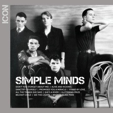 Icon mp3 Artist Compilation by Simple Minds