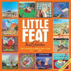 Rad Gumbo: The Complete Warner Bros. Years 1971-1990 mp3 Artist Compilation by Little Feat