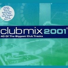 Clubmix 2001 mp3 Compilation by Various Artists