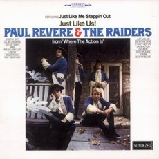 Just Like Us (Remastered) by Paul Revere And The Raiders