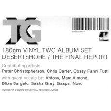 Desertshore / The Final Report by X-TG