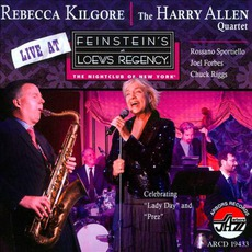 Live At Feinstein's At Loews Regency