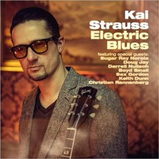 Electric Blues mp3 Album by Kai Strauss