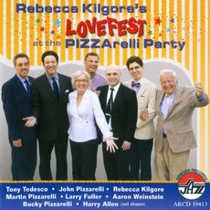 Rebecca Kilgore's Lovefest At The Pizzarelli Party
