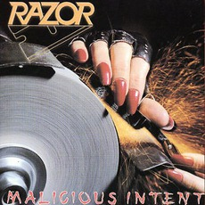 Malicious Intent (Re-Issue)