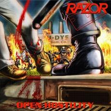 Open Hostility mp3 Album by Razor