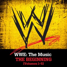 WWE The Music: The Beginning (Volumes 1-5)