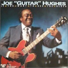 """If You Want To See The Blues mp3 Album by Joe """"Guitar"""" Hughes"""