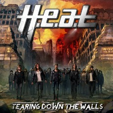 Tearing Down The Walls (Japanese Edition) by H.E.A.T