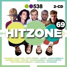 Radio 538 Hitzone 69 mp3 Compilation by Various Artists