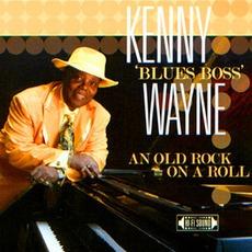 88th & Jump Street mp3 Album by Kenny 'Blues Boss' Wayne