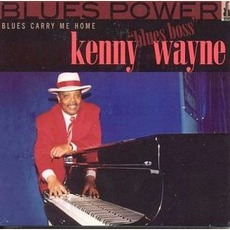 Blues Power mp3 Album by Kenny 'Blues Boss' Wayne