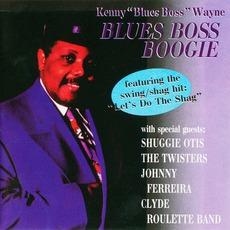 Blues Boss Boogie mp3 Album by Kenny 'Blues Boss' Wayne