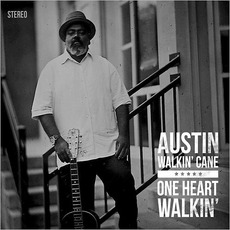 One Heart Walkin' mp3 Album by Austin Walkin' Cane