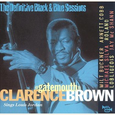"""Definitive Black And Blue Sessions mp3 Artist Compilation by Clarence """"Gatemouth"""" Brown"""