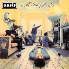 Definitely Maybe (20th Annyversary Japanese Edition) mp3 Album by Oasis