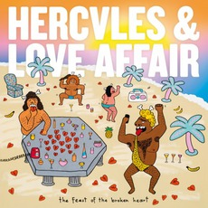 The Feast Of The Broken Heart mp3 Album by Hercules And Love Affair