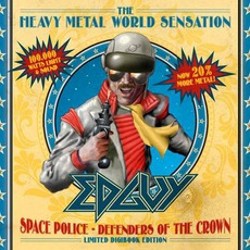 Space Police - Defenders Of The Crown (Limited Edition) mp3 Album by Edguy