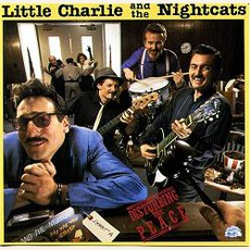 Disturbing The Peace mp3 Album by Little Charlie & The Nightcats