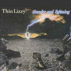 Thunder And Lightning (Deluxe Edition) mp3 Album by Thin Lizzy