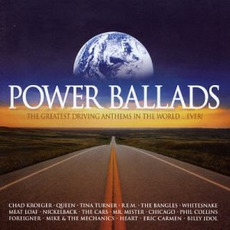 Power Ballads by Various Artists