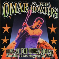 Live At The Opera House: Austin, Texas August 30, 1987