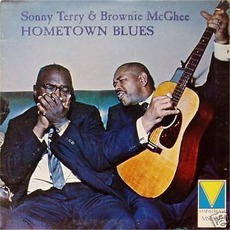Hometown Blues (Re-Issue) mp3 Album by Sonny Terry & Brownie McGhee