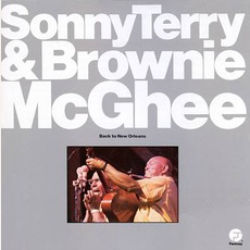 Back To New Orleans mp3 Artist Compilation by Sonny Terry & Brownie McGhee