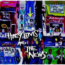 Soulsville by Huey Lewis & The News