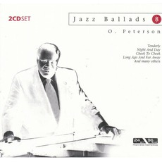 Jazz Ballads 8 mp3 Artist Compilation by Oscar Peterson