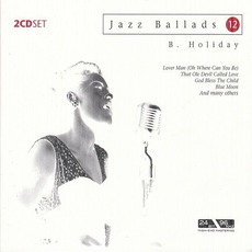 Jazz Ballads 12 mp3 Artist Compilation by Billie Holiday
