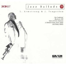 Jazz Ballads 19 mp3 Artist Compilation by Louis Armstrong & Jack Teagarden