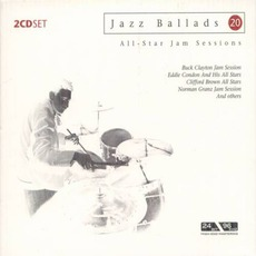 Jazz Ballads 20 mp3 Artist Compilation by All Star Jam Session