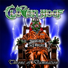 Throne Of Damnation mp3 Album by Cloven Hoof