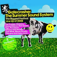 Gatecrasher: The Summer Sound System mp3 Compilation by Various Artists