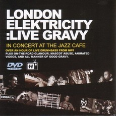 Live Gravy: In Concert At The Jazz Cafe