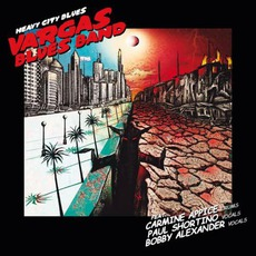 Heavy City Blues mp3 Album by Vargas Blues Band