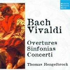 50 Jahre Deutsche Harmonia Mundi - CD8, Bach, VIvaldi: Overtures, Sinfonias, Concerti