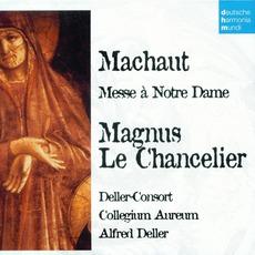 50 Jahre Deutsche Harmonia Mundi - CD27, Machaut: Cathédrale de Reims, Messe à Notre Dame; Magnus; Le Chancelier