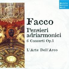 50 Jahre Deutsche Harmonia Mundi - CD18, Facco: Pensieri Adriarmonici