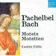 50 Jahre Deutsche Harmonia Mundi - CD33, Pachelbel, Bach: Motets