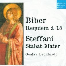 50 Jahre Deutsche Harmonia Mundi - CD13, Biber: Requiem à 15; Steffani: Stabat Mater
