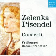 50 Jahre Deutsche Harmonia Mundi - CD50, Zelenka, Pisendel: Concerti