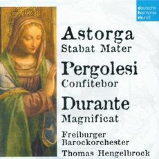50 Jahre Deutsche Harmonia Mundi - CD1, Astorga: Stabat Mater; Pergolesi: Confitebor; Durante: Magnificat