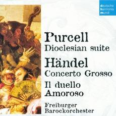 50 Jahre Deutsche Harmonia Mundi - CD36, Purcell: Dioclesian Suite; Händel: Concerto Grosso, Il Duello Amoroso