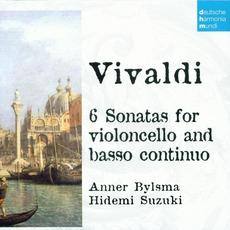 50 Jahre Deutsche Harmonia Mundi - CD48, VIvaldi: 6 Sonatas For VIoloncello And Basso Continuo