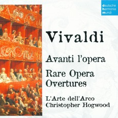 50 Jahre Deutsche Harmonia Mundi - CD47, VIvaldi: Rare Opera Overtures